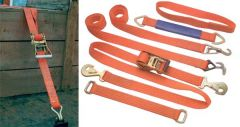4 Tonne Ratchet Lashing - End Fitting: Claw