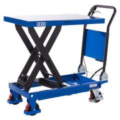 500kg TUFF Single Scissor Lift Trolley