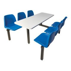 6 Seater Canteen Units