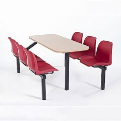 6 Seater Value Canteen Unit