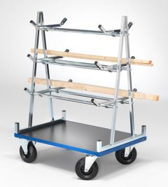 A Frame Board Trolley