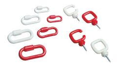 Accessories - Screwlock Links, Hooks and Eyes