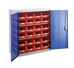 Cabinets with Optional Containers