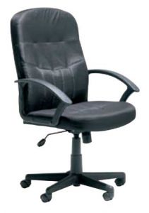Cavalier Leather Managers Chair