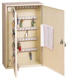 Comfort Lockable Key Cabinets with Adjustable Racks