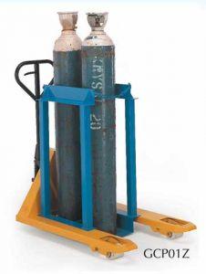 Cylinder Pallet Cages