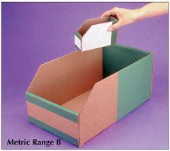Economical Storage Solutions - Metric Range B