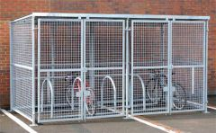 Economy Premier Security Cage
