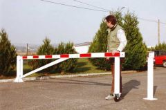 Extra-wide Swivel Manual Barriers