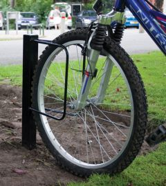 Floor Mounted Cycle Racks, 1 Bike
