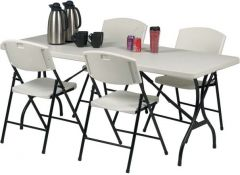 Folding Table & Chair Sets