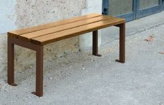 French Oak Top PEFC Benches