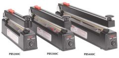 Impulse Heat Sealers with Cutters