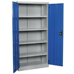 Industrial Cabinet with 5 shelves