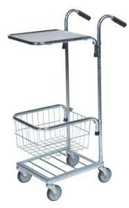 Mini Trolley - 1 Shelf & 1 Basket