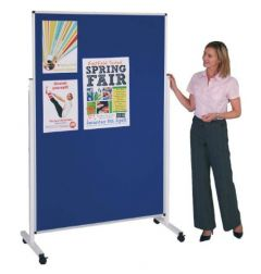 Mobile Display Notice Boards