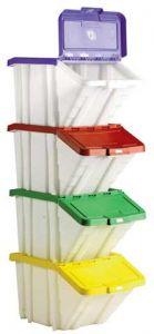 Multi-Functional Storage Bins