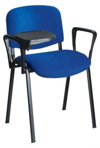 Multi-purpose Chair with Plastic Writing Tablet