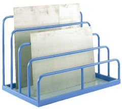 Multi Height Sheet Rack, H1000 x W1400 x D800mm