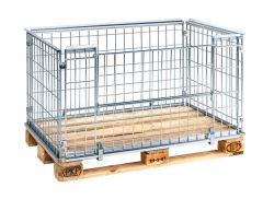 Pallet Container - 640mm High