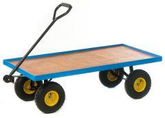 Plywood Deck Platform Truck