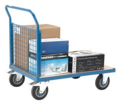 Premier Platform Trucks - Single Mesh Ended