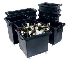 Recycled Polyethylene Mobile Bar Trucks