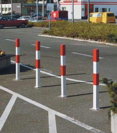 Removable Barrier Posts