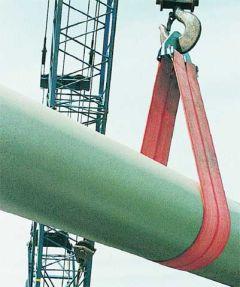 SAMSON Duplex Flat Lifting Slings - 1 Tonne