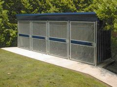 Security Cycle Shelters