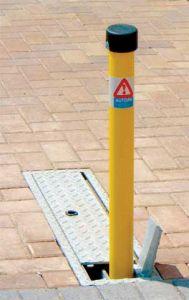 Stealth Parking Posts