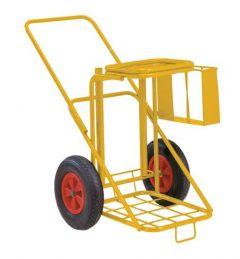 Street Sweeper Trolley