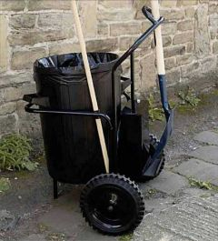 Toby Street Cleaning Trolley