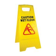 Caution A-Frame Sign