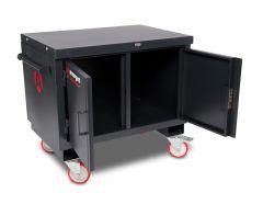 Armorgard mobile workbench.