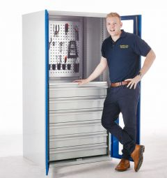 Armour Heavy Duty Multi-storage cupboards