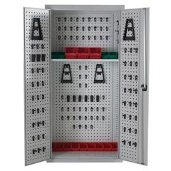 Armour Perforated Tool Cupboards