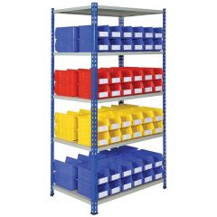 Storage Kit with 96 Bins