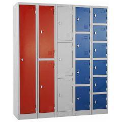 Atlas Steel Lockers