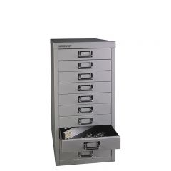 Bisley 10 Drawer SOHO Multi Drawers
