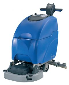 Battery Powered Scrubber Dryer Non-Traction