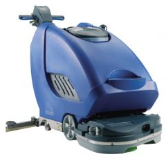 Battery Powered Scrubber Dryer Traction