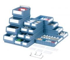 Small Parts Stacking Containers
