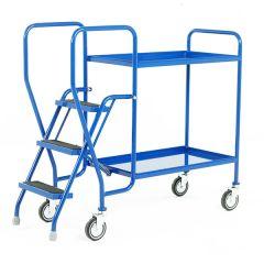 Blue Steel Trays