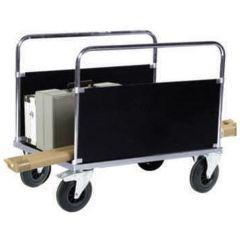 2 Plywood Sides Platform Truck