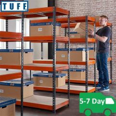 TUFF Shelving Bundle Deal - 300kg UDL