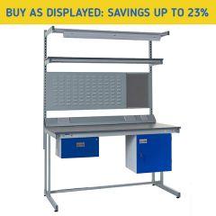 Cantilever Workbench Kit 3 - savings