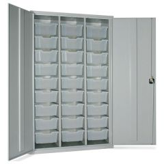 27 Tray High Capacity Storage Cupboards