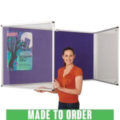 ColourPlus Tamperproof Noticeboards -  Made to order