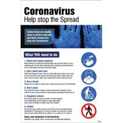 Coronavirus - Help Stop The Spread